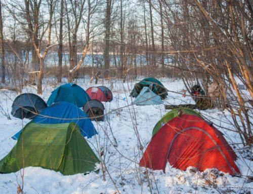 Wyzwanie rzucone zimie – Mazury Challenge